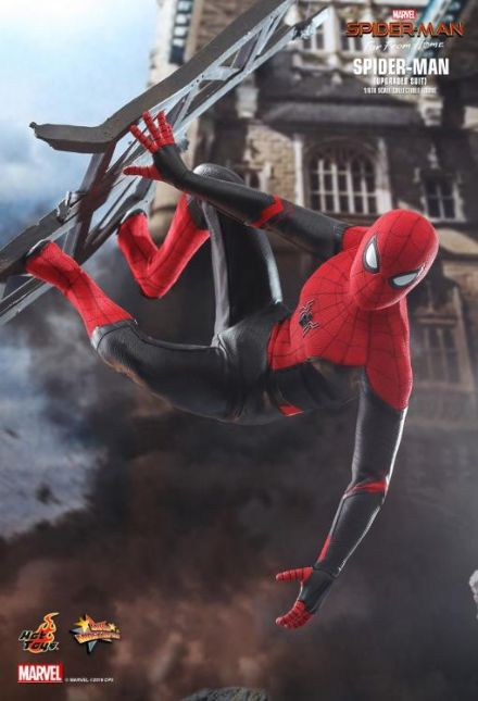 *Pre Order* Hot Toys 1:6 Marvel Spider-Man Far From Home (Upgraded Suit) Spider-Man